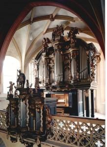 Stiftskirche Orgel