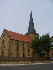 St. Urban Kirche Mendhausen